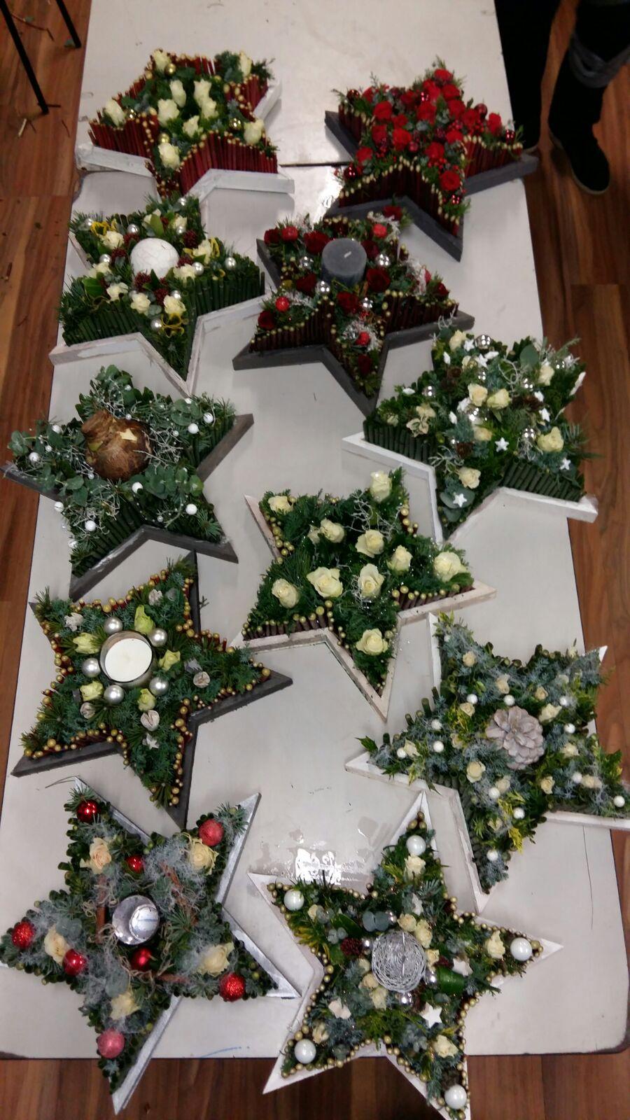 Kerststukjes Maken Dorshout
