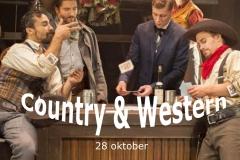 Country en westernkopie